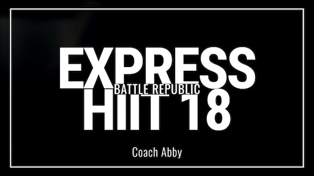 Episode 18: Coach Abby