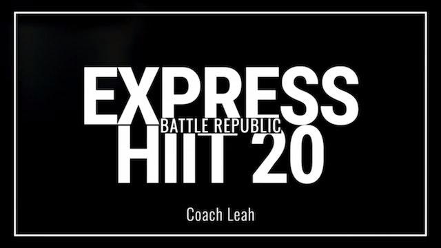 Episode 20: Coach Leah