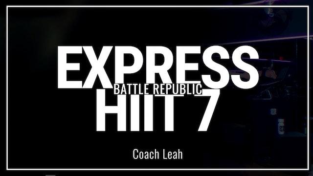 Episode 7: Coach Leah
