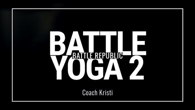 Episode 2: Coach Kristi