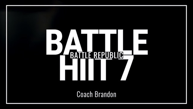 Episode 7: Coach Brandon