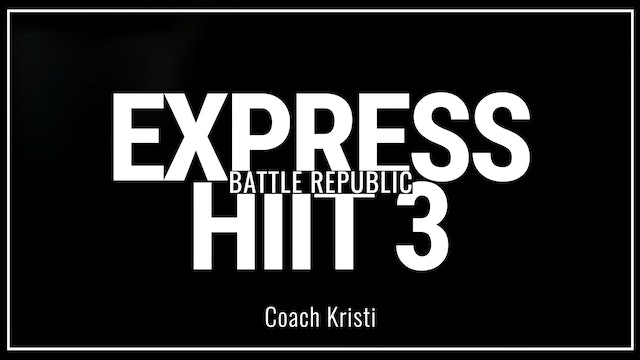 Episode 3: Coach Kristi
