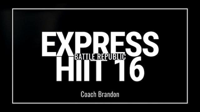 Episode 16: Coach Brandon