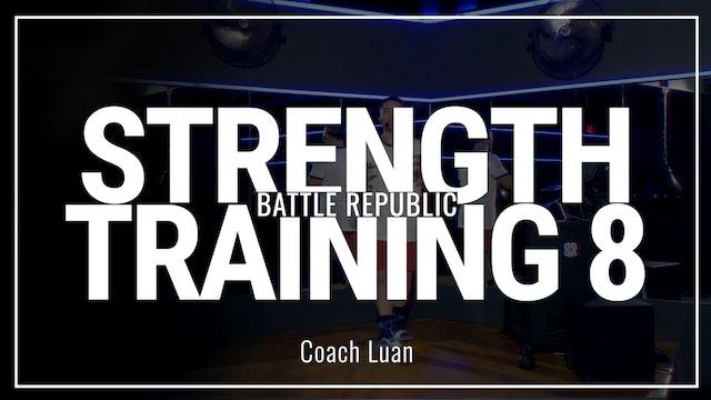 Episode 8:  Coach Luan