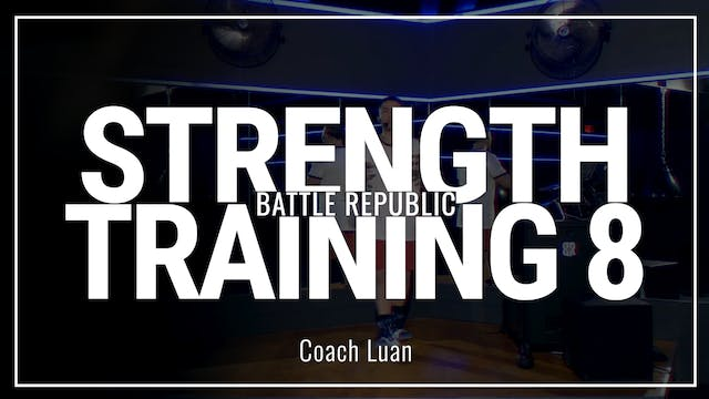 Episode 8:  Coach Luan
