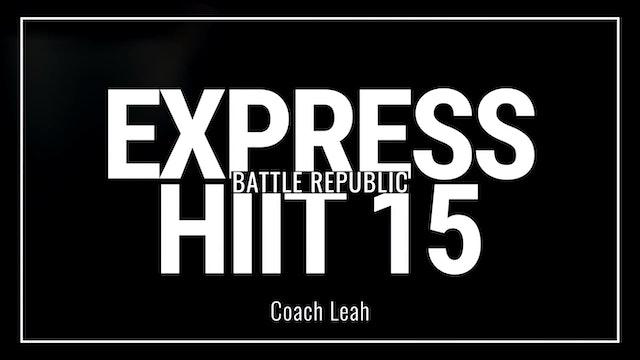 Episode 15: Coach Leah