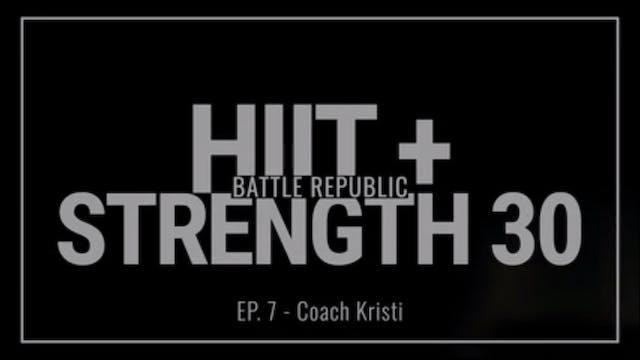 Episode 8: Coach Kristi