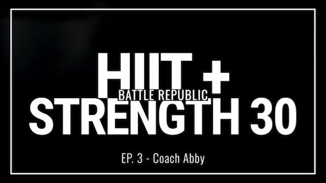 Episode 3: Coach Abby
