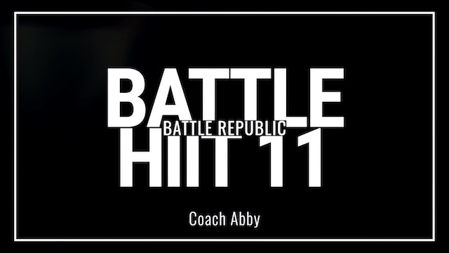 Episode 11: Coach Abby