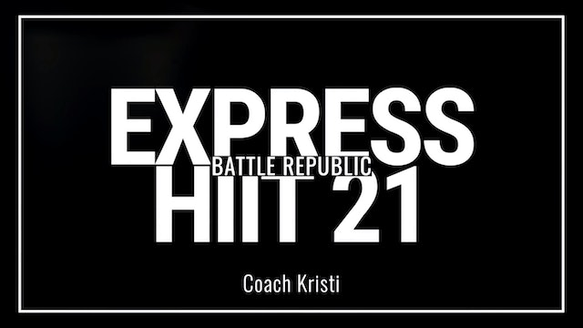 Episode 21: Coach Kristi