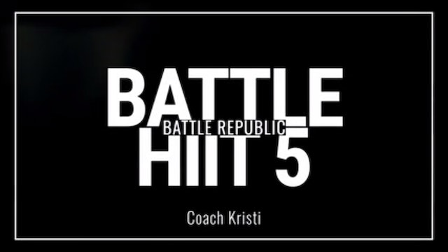 Episode 5: Coach Kristi