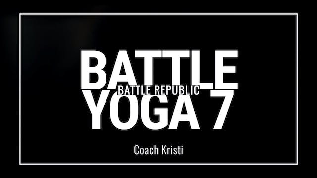 Episode 7: Coach Kristi