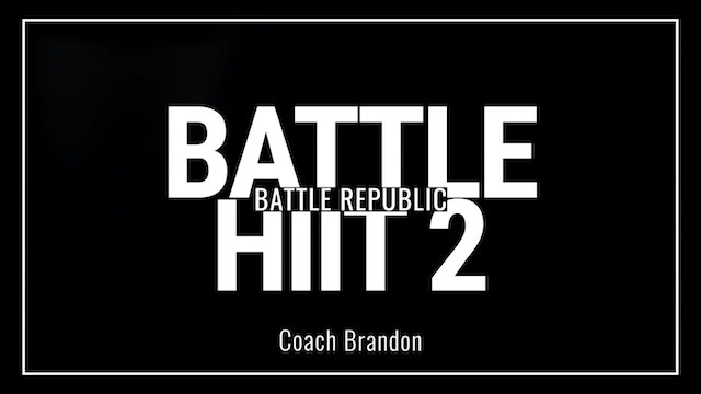 Episode 2: Coach Brandon