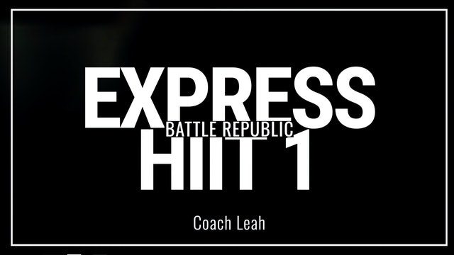Episode 1: Coach Leah