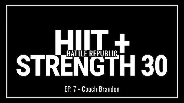 Episode 7: Coach Brandon