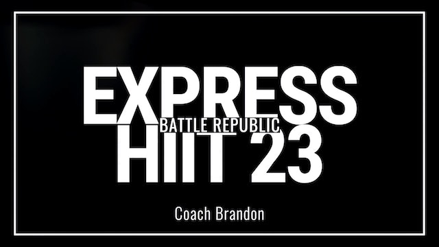 Episode 23: Coach Brandon
