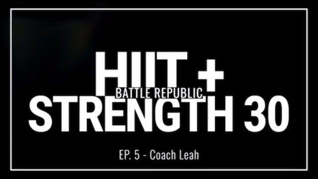 Episode 5: Coach Leah