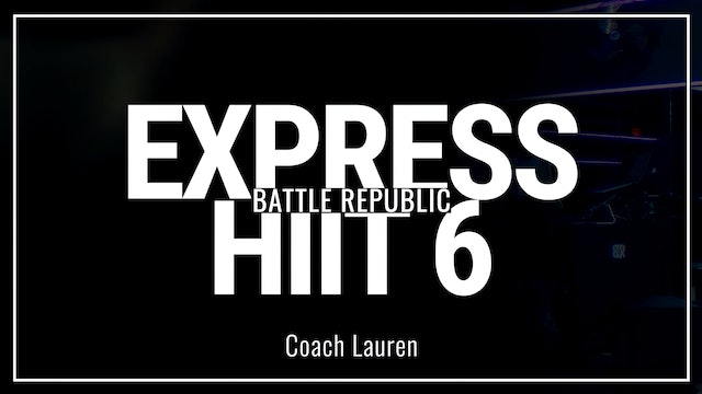 Episode 6: Coach Lauren