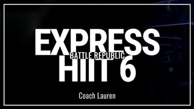 Episode 6: Coach Lauren