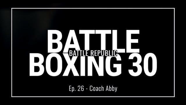 Episode 26: Coach Abby