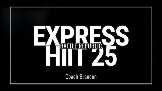 Episode 25: Coach Brandon