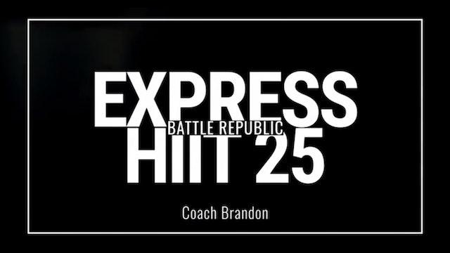 Episode 25: Coach Brandon