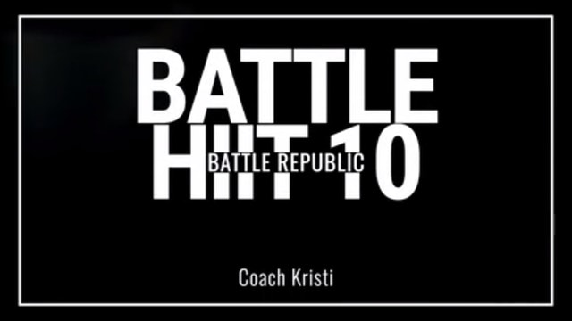 Episode 10: Coach Kristi