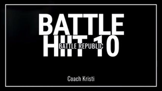 Episode 10: Coach Kristi