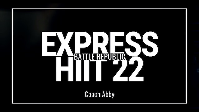 Episode 22: Coach Abby