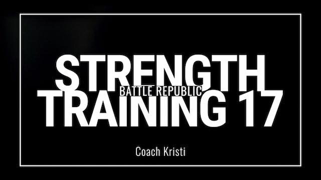 Episode 17: Coach Kristi