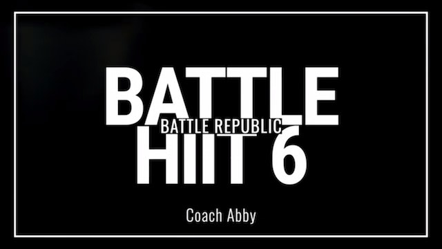 Episode 6: Coach Abby