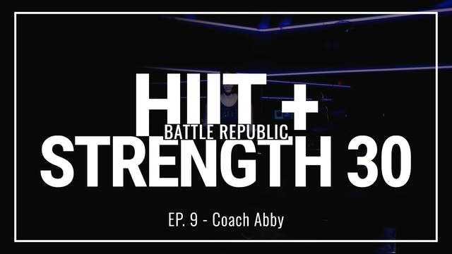Episode 9: Coach Abby