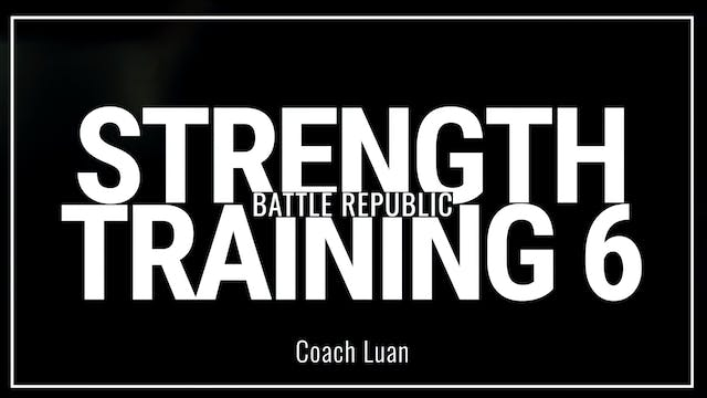 Episode 6: Coach Luan