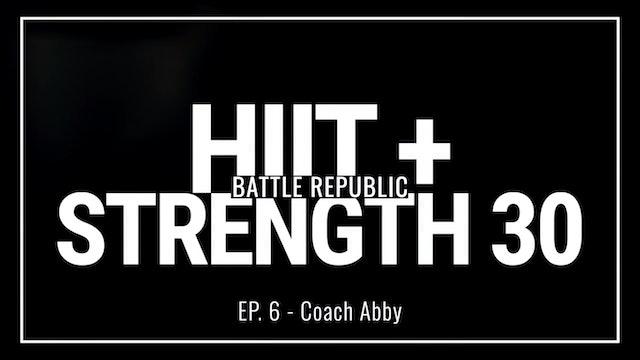Episode 6: Coach Abby