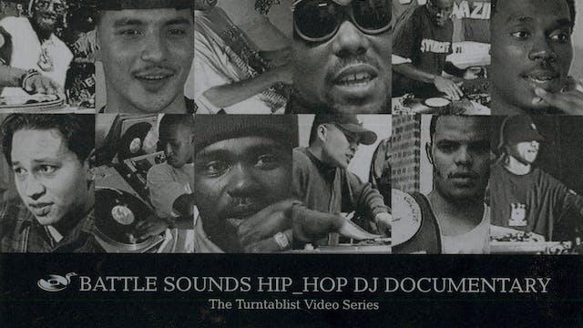 Battle Sounds Hip-Hop DJ Documentary | Whitney Cut (1997)