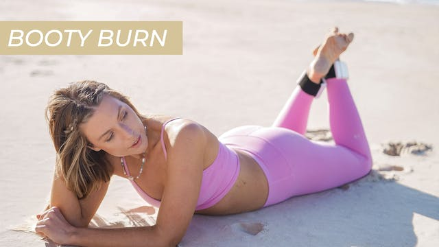 DAY 4 - ULTIMATE BOOTY BURN
