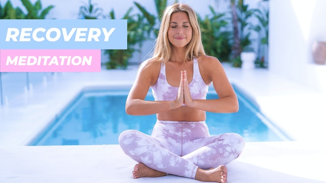15 MIN BODY MEDITATION TO RELIEVE STRESS + TENSION