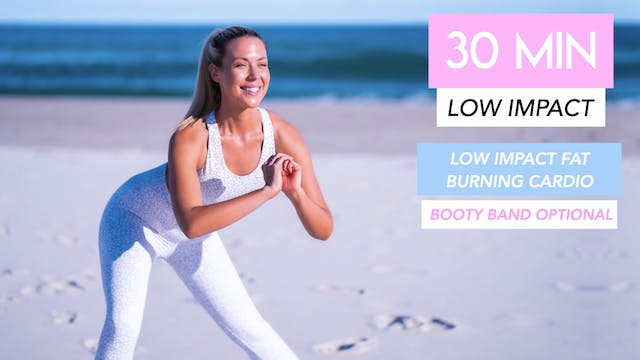 30 MIN FAT BURNING CARDIO CLASS (LOW ...