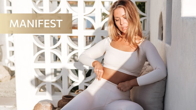 15 MIN WALKING MEDITATION - TO MANIFEST + BE THE BEST VERSION OF YOU
