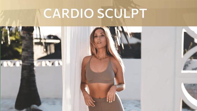 CARDIO SCULPT PROGRAM