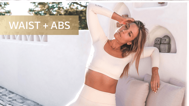 DAY 5 - TOTAL ABS + WAIST SCULPTING