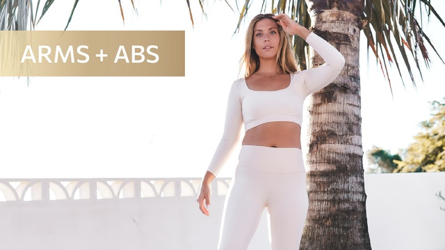 35 MIN BOXING + SPICY ABS HIIT (WEIGHTS OPTIONAL)