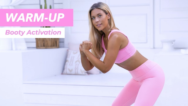WARM UP - BOOTY ACTIVATION