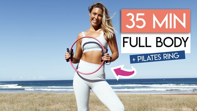 35 MIN FULL BODY TONING WITH PILATES ...