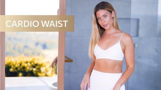 DAY 7 - LOW IMPACT CARDIO WAIST, OBLI...