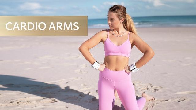 10 MIN CARDIO ARMS (WEIGHTS OPTIONAL)