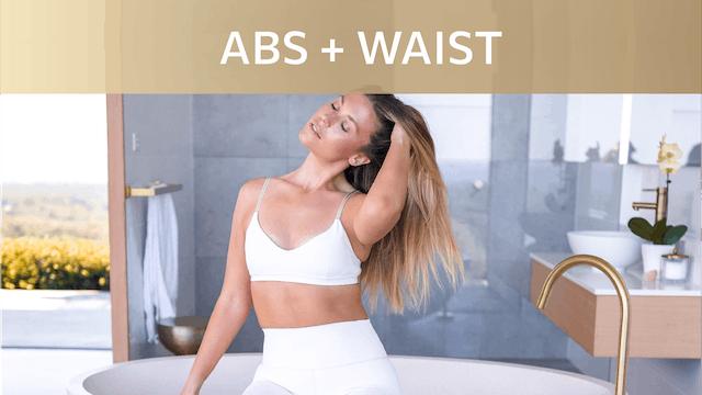 7 DAY ABS + WAIST PROGRAM