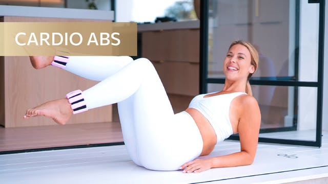 DAY 19 - 30 MIN LOW IMPACT CARDIO ABS