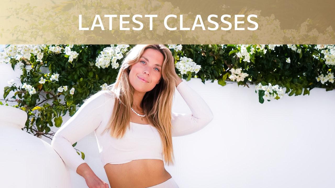 LATEST CLASSES