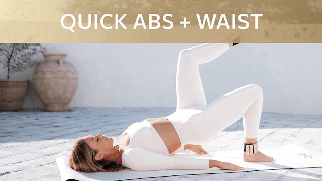 QUICK ABS + WAIST